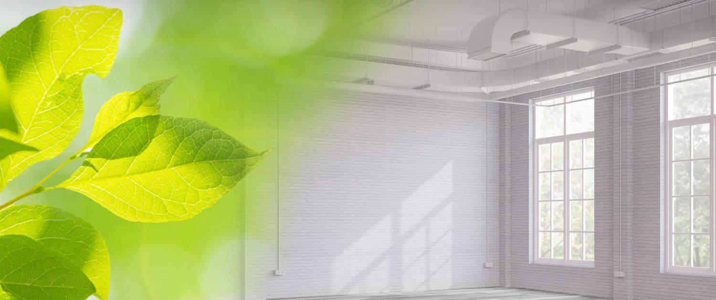 Actovent saubere zuluft mit dem frischluftmanager